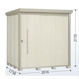 タクボ物置 ND/ストックマン ND-2017 一般型 標準屋根 『追加金額で工事も可能』 『屋外用中型・大型物置』 ムーンホワイト