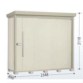 タクボ物置 ND/ストックマン ND-2308 一般型 標準屋根 『追加金額で工事可能』 『収納庫 倉庫 屋外 中型 大型』 ムーンホワイト