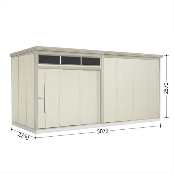 タクボ物置 JNA/トールマン ブライト JNA-S5022W 多雪型 標準屋根  『屋外用大型物置』 ムーンホワイト