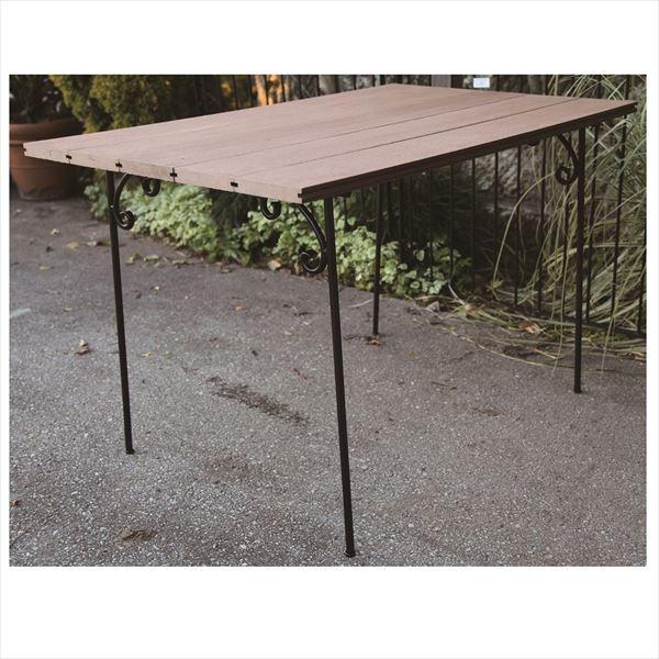 ジャービス商事 人工木テーブル #34285