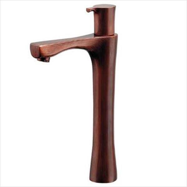 カクダイ 水栓金具 神楽 立水栓(トール・ブロンズ) 716-855-13