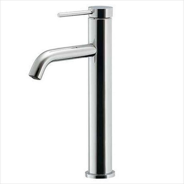 カクダイ 水栓金具 VARUNA シングルレバー混合栓(ミドル) 183-225