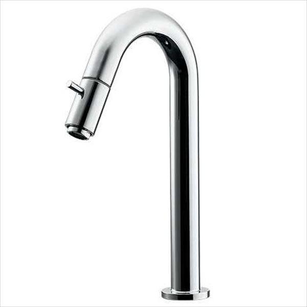 カクダイ 水栓金具 SYATORA 立水栓(ミドル) 721-210-13