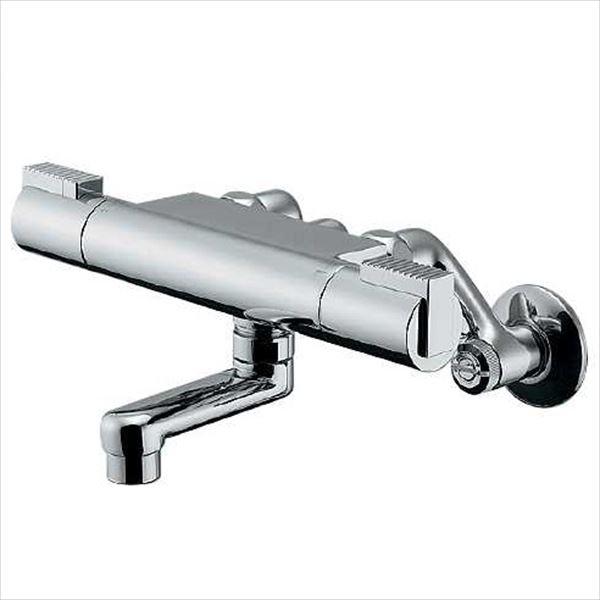 カクダイ 水洗金具 Ren サーモスタットシャワー混合栓 173-218