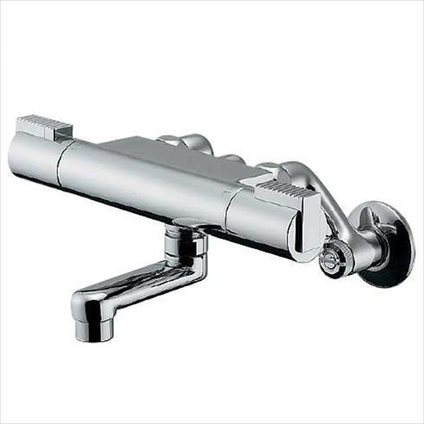カクダイ 水洗金具 Ren サーモスタットシャワー混合栓 173-218K