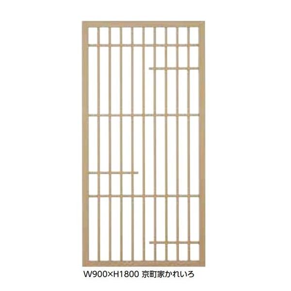 大特価 京町家シリーズ タカショー エバースクリーン おぼろ格子W1800:エクステリアのキロ支店-エクステリア・ガーデンファニチャー