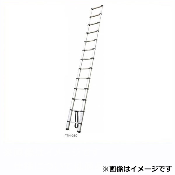 ピカコーポレイション 伸縮はしご ソフトスライドタイプ PTH-S420J