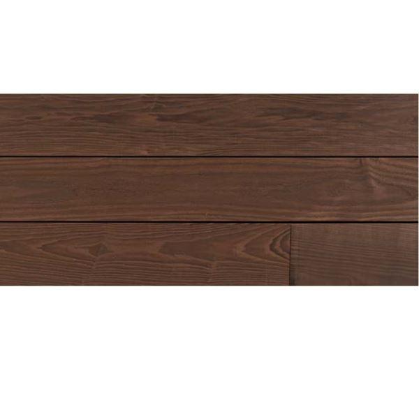 天然木部材 サーモアッシュ ウッドデッキ 無塗装 20×132×2000/1000mm 1ケース(計5枚)  PHDK0045