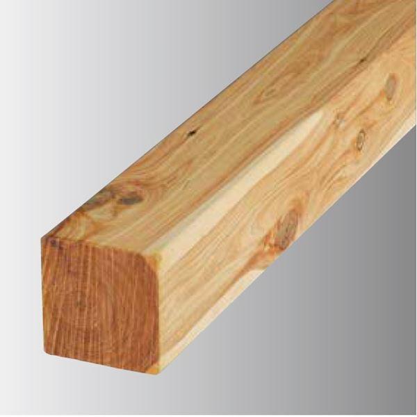 天然木部材 サイプレス 根太 節有グレード 90×90×4000mm   PHDK0028