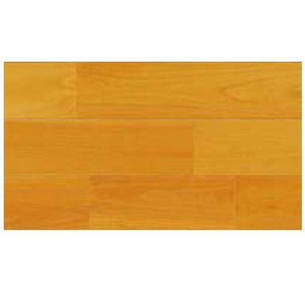 天然木部材 エコプレーゼ あづみの松 無地上小グレード LIVOSオイル塗装 幅114mm 8枚入り 受注生産 ハニーブラウン色 #WPFL0024