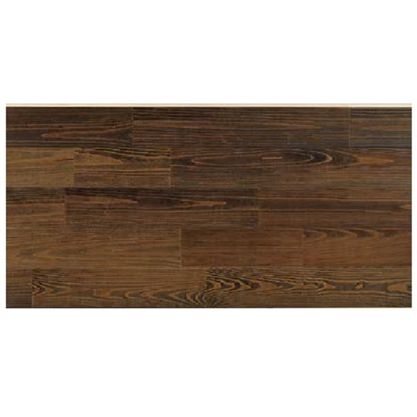 天然木部材 エコプレーゼ あづみの松 無地上小グレード LIVOSオイル塗装 幅114mm 8枚入り 受注生産 タヤブラック色 #WPFL0026