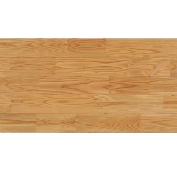 プレイリーホームズ エコプレーゼ あづみのカラ松 無地上小グレード LIVOSオイル塗装 幅152mm 6枚入り 受注生産 (ナチュラル色) #WPFL0173