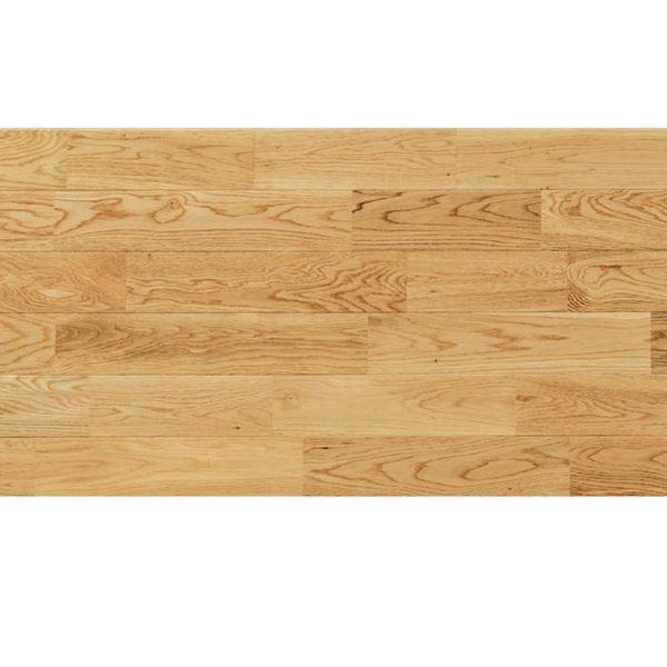天然木部材 ナラ スタンダードグレード ウレタン塗装 幅90mm 10枚入り (クリア) #PHFL0219