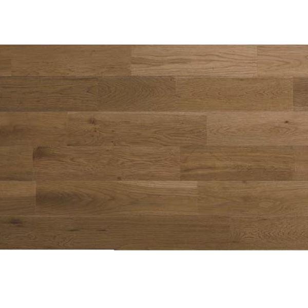 天然木部材 エコプレーゼ ナラ キャラクターグレード LIVOSオイル塗装 幅90mm 10枚入り 受注生産 (ダークブラウン色) #PHFL0225