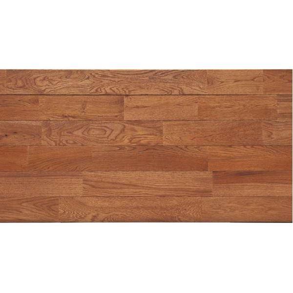 天然木部材 エコプレーゼ ナラ キャラクターグレード LIVOSオイル塗装 幅90mm 10枚入り 受注生産 (ローズウッド色) #PHFL0232