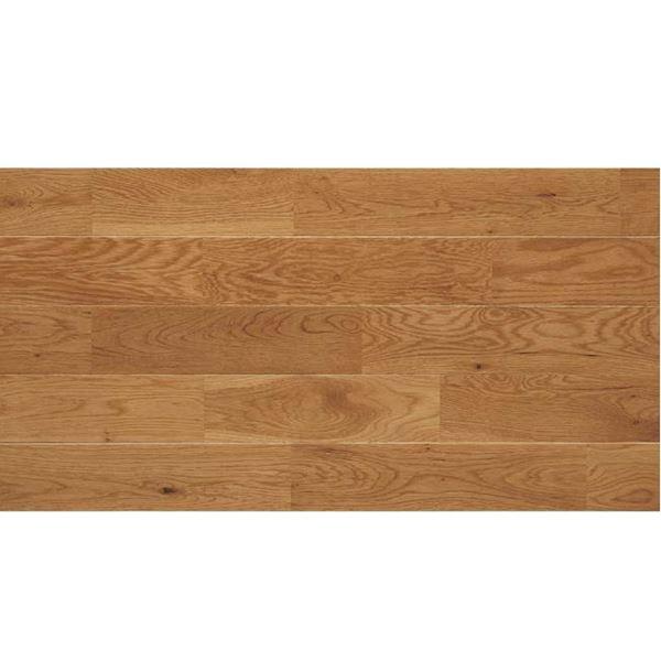 天然木部材 ナラ キャラクターグレード ウレタン塗装 幅90mm 10枚入り (ミディアムブラウン) #PHFL0221