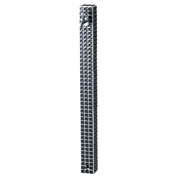 ニッコー 立水栓ユニット シュペリ OPB-RS-37 ペッパー(PE) 『水栓柱・立水栓 蛇口は別売り ニッコーエクステリア』 ペッパー(PE)