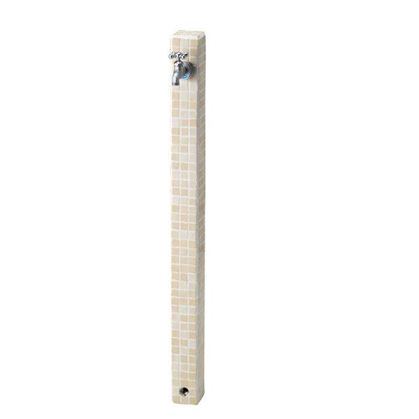 ニッコー 立水栓ユニット モゼック OPB-RS-23 バニラ(VNL) 『水栓柱・立水栓 蛇口は別売り ニッコーエクステリア』 バニラ(VNL)