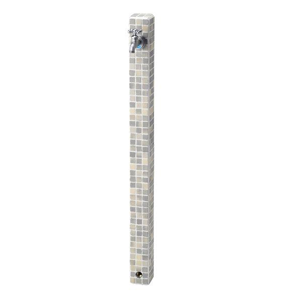 ニッコー 立水栓ユニット モゼック OPB-RS-23 ミント(MNT) 『水栓柱・立水栓 蛇口は別売り ニッコーエクステリア』 ミント(MNT)