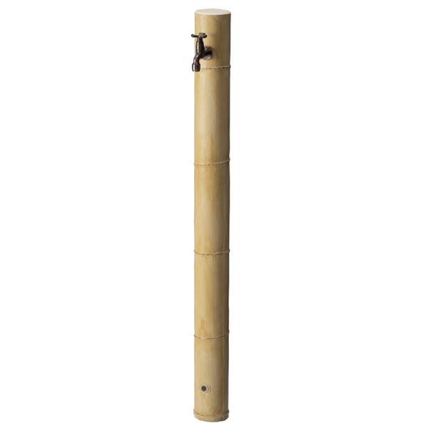 『2018年4月発売予定』ニッコー 立水栓ユニット かぐや OPB-RS-35 からし(KS) 『水栓柱・立水栓 蛇口は別売り ニッコーエクステリア』 からし(KS)