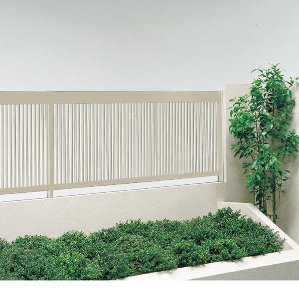 四国化成 ラインフェンス 3型 本体 H600 LNF3-0620 『柱などのオプション商品は別売りです。』