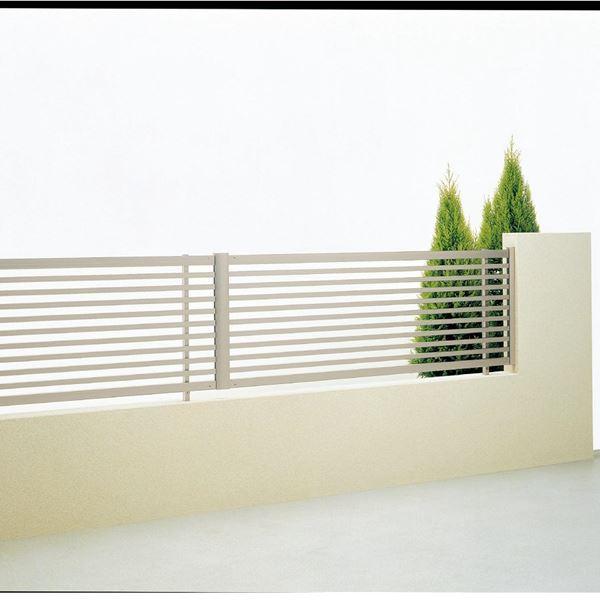 四国化成 格子フェンスK1型 傾斜地対応 本体(傾斜地共用) H800 KKF-0820 『柱などのオプション商品は別売りです。』
