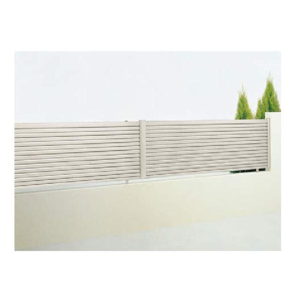 四国化成 ルーバーフェンスK1型 傾斜地対応・ルーバータイプ 本体(平地用) H600用 KRBF1-0620 『柱などのオプション商品は別売りです。』