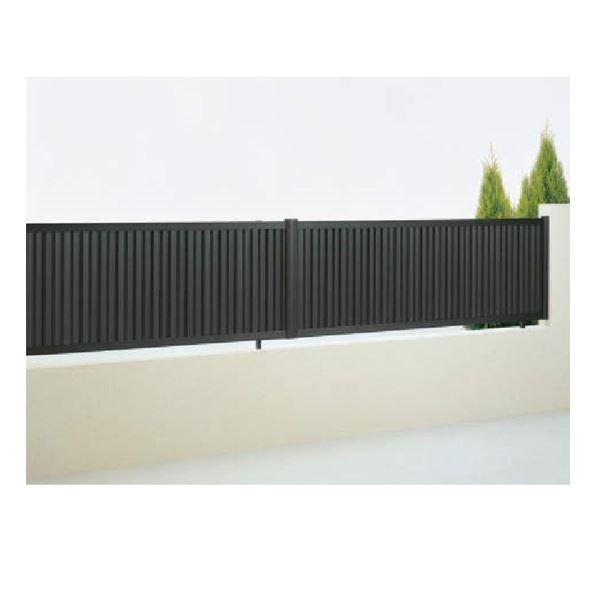 四国化成 ルーバーフェンスK2型 傾斜地対応・ルーバータイプ 本体(平地用) H800用 KRBF2-0820 『柱などのオプション商品は別売りです。』