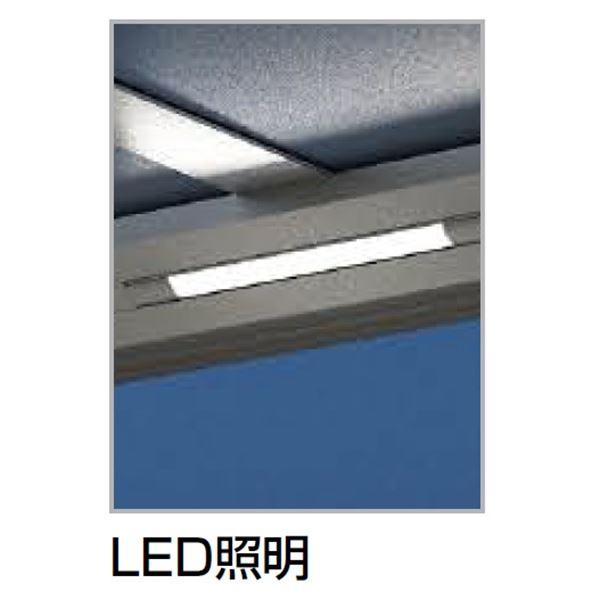 四国化成 サイクルポート リフト オプション 04:LED照明 04LED-
