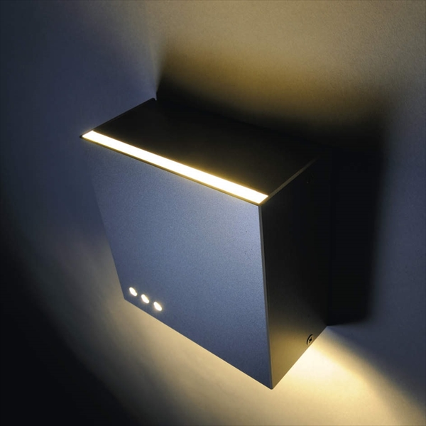 三協アルミ 照明 デザインポーチライト(AC100V) アルモ2型