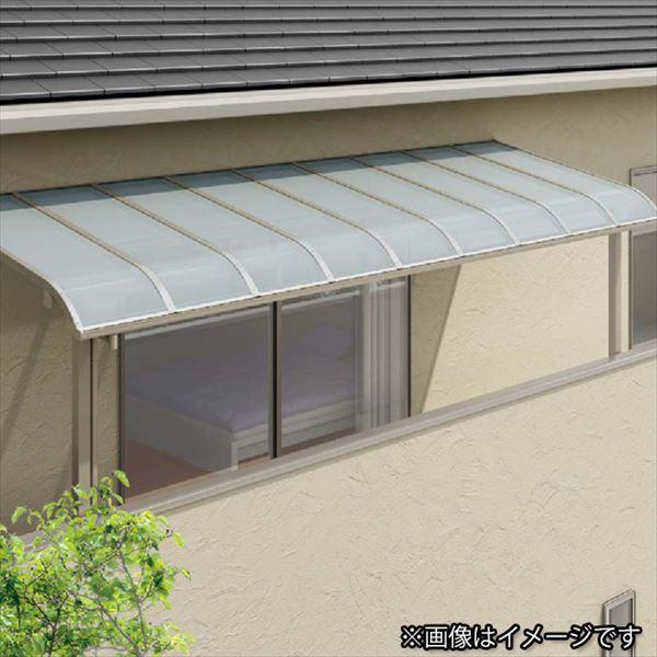 リクシル テラスVS R型 造り付け屋根タイプ 1500タイプ 関東間 1.5間×3尺 標準仕様 耐積雪50cm相当 熱線吸収ポリカ