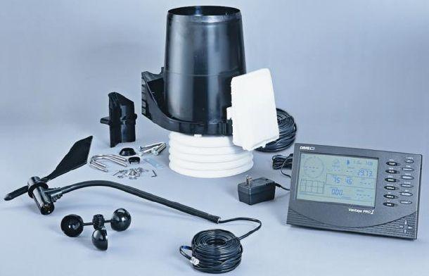 DAVIS社 ヴァンテージプロ2ケーブル式気象観測システム