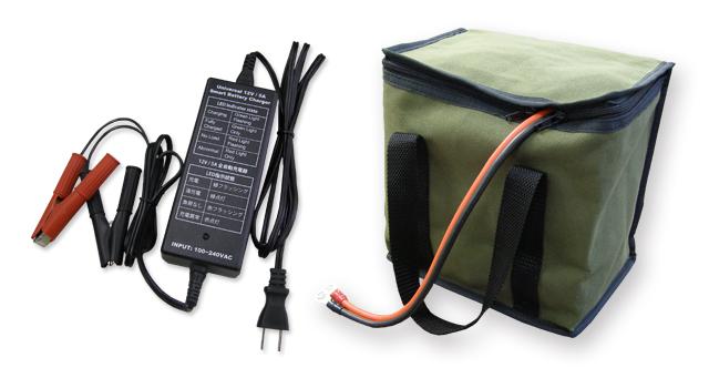 アシストバッテリーAPB-33 スマートバッテリーチャージャーUPA1A3セット