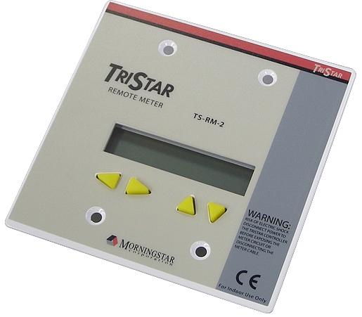 MPPT用LCD液晶ディスプレーTS-RM-2LCD液晶ディスプレー遠隔設置タイプ