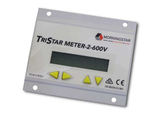 MPPT用LCD液晶ディスプレーTS-M-2-600VLCD液晶ディスプレー装着タイプ