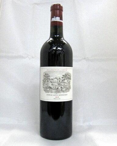 シャトー・ラフィット・ロートシルト [2010](Lafite-Rothschild) 750ml【パーカーポイント98点】【送料無料対象外】【グレートビンテージ】【フランス】【ボルドー】【ポイヤック】【第1級】【赤ワイン】