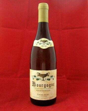 コシュ・デュリ [2015] ブルゴーニュ・ブラン(COCHE DURY Bourgogne Blanc)750m 【送料無料対象外商品】【フランス】【ブルゴーニュ】【有名な白ワインの生産者】