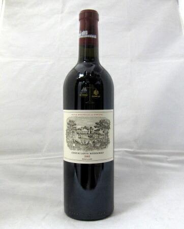 【ポイント2倍・最安値】シャトー・ラフィット・ロートシルト [2005] 750ml【パーカーポイント96点】【ボルドー】【ポイヤック】【第1級】【赤ワイン】(Lafite-Rothschild)