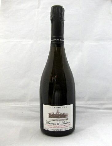 シャルトーニュ・タイエ [2012]シュマン・ド・ランス(Chartogne Taillet Chemin de Reims)750ml 【正規】【シャンパーニュ】【RM】【スパークリング・ワイン】【シャルドネ】【フランス】【リューディ シリーズ】