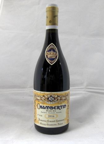 シャンベルタン グラン・クリュ アルマン・ルソー[2016]750ml【WA94-96】【赤ワイン】【グラン・クリュ】【限定本】【ブルゴーニュ】