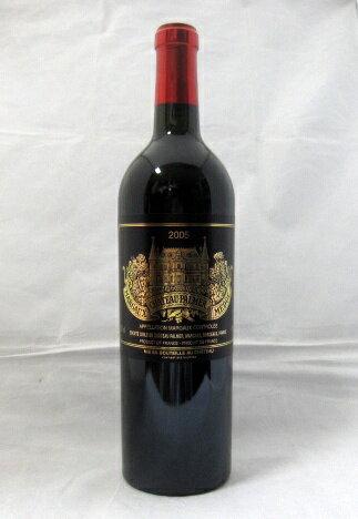 シャトー・パルメ[2005] 750ml  (Palmer)【パーカーポイント97点】【フランス 】【マルゴー 地区】【メドック 第3級格付】【赤ワイン】【高評価】【最安値に挑戦】【ボルドー】