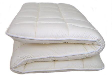 【別注】80×180cm【非アレルギー】三層敷き布団(日本製)中綿にアレルゲンを分解するアレルキャッチャーを使用。