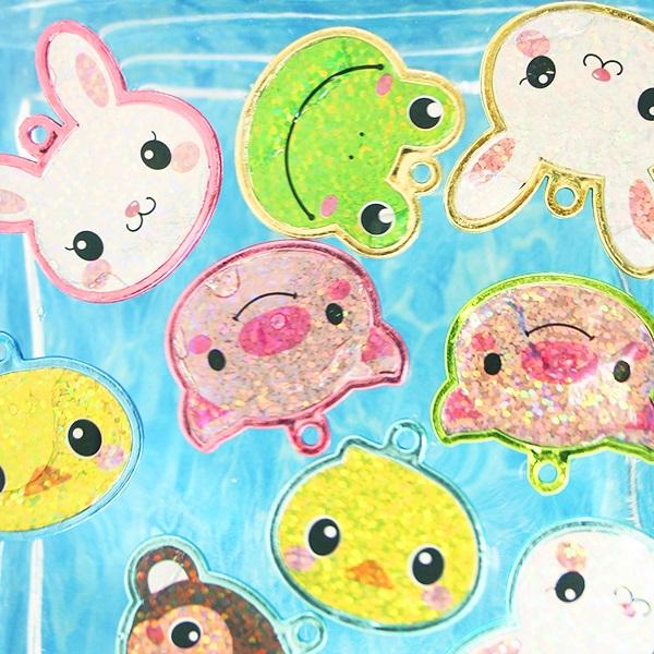 ( 宝石すくい 人形すくい ) すくって!キラピカアニマルコイン ( 税別¥5×3000個 )幼稚園 祭り ハロウィン 景品 子供会 縁日