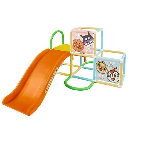 [送料無料] アンパンマン うちの子天才ジャングルパーク (税別\9000×1個)おもちゃ 知育玩具 出産祝い 遊具 アガツマ
