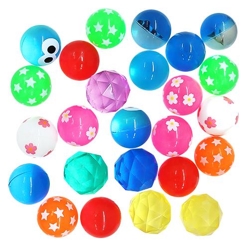 KISSB62174スーパーボール 直径 低価格 45mm 幼稚園 定番キャンバス 祭り 景品 子供会 縁日 スーパーボール 25個入 アソート幼稚園