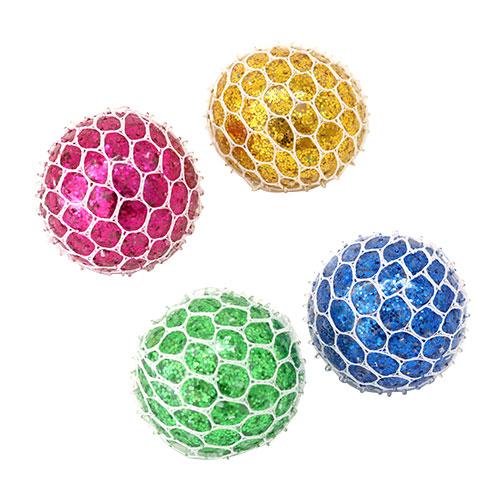 OISOX82204スクイーズ 低単価 おもちゃ 景品 お子様ランチ 子供会 つぶつぶラメラメボール (12個)スクイーズ 低単価 おもちゃ 景品 お子様ランチ 子供会