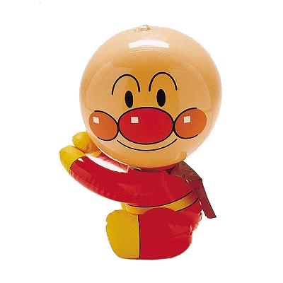 ビニール玩具 抱き人形 アンパンマン ( 税別500円×12個入 )幼稚園 祭り 景品 子供会 縁日