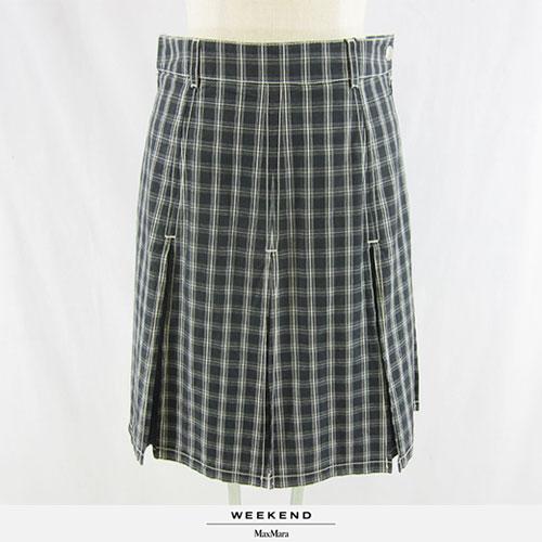 MaxMara WEEKEND LINE(マックスマーラウィークエンドライン )チェック柄スカート