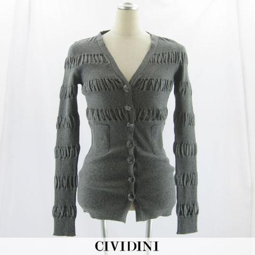 CIVIDINI(チビディーニ)ニットカーディガン