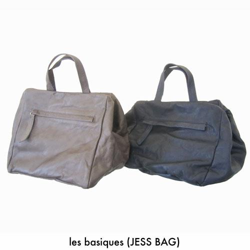 les basiques(JESS BAG)(ジェスバッグ) ハンドバッグ